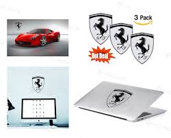 jeep transparent background amazon com ferrari logo stickers decal set of 3 decals high