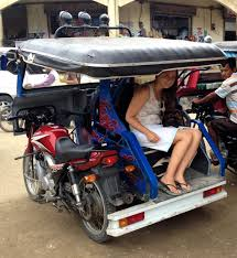 philippines tricycle design cost of travelling in the philippines double barrelled travel
