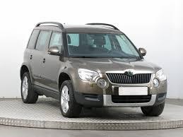 skoda yeti 2010 škoda yeti 2010 1 8 tsi 85517km suv sprzedaż aaa auto export