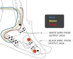 standard stratocaster wiring diagram efcaviation com