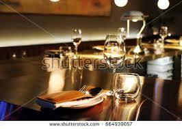 table set restaurant stock photo 282446912 shutterstock