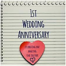 1 yr anniversary 3drose db 154428 2 1st wedding anniversary gift paper