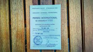 bureau des permis tour du monde et permis international a globe for two
