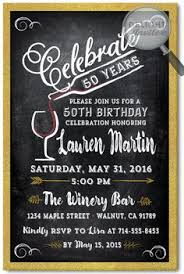 aged to perfection 50th birthday party invitations http