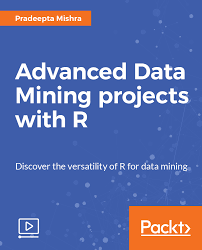 Advaned Advanced Data Mining Projects With R Video Packt Books