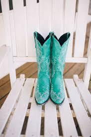 womens fashion cowboy boots size 12 illinois fall wedding at heritage prairie farm turquoise cowboy