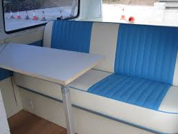 custom window seat cushions ideas picture alocazia awesome arafen colin rouse auto trim cornwall vw bay window van complete rear as you can see the home decor
