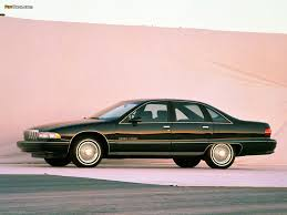 coal 1991 chevrolet caprice u2013living up to a legend