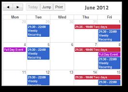 dpcalendar responsive joomla calendar and event manager