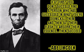 Funny Quotes And Memes - quotable abe lincoln imgflip