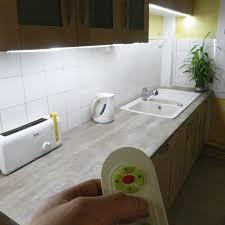 ruban led cuisine ruban led 120 leds m blanc variable chaud à froid deco led