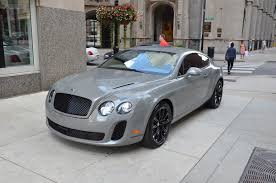 bentley gold 2010 bentley continental supersports stock mir for sale near