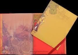 Wedding Card India Hindu Wedding Cards India Rajkot