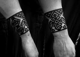 100 solid band tattoo meaning tribal ankle band tattoo
