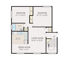 2 bedroom 1 bath floor plans floor plans paltz gardens apartments for rent in paltz ny