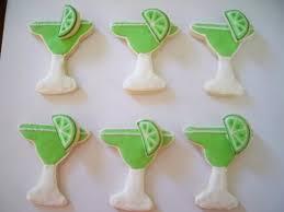 birthday margarita glass birthday cookies just 4 you treats