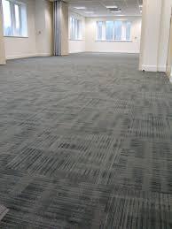 Gray Carpet by Trends Office Carpet Tiles