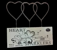 heart sparklers heart sparklers wise