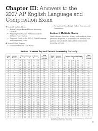 aplang 2007 answer key multiple choice evaluation methods