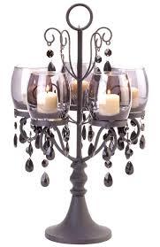 beaded crystal chandelier black hanging crystal candelabra candelabra