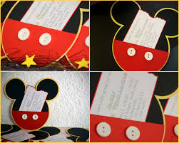 mickey mouse invitations u2013 sugarqube