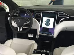 Tesla Interior Model S 2016 Tesla Model X Interior Car Pinterest Caraccessories