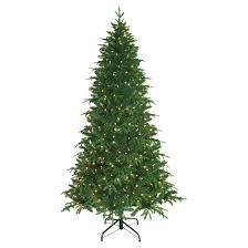 Outdoor Christmas Decor Rona by Pre Lit Christmas Tree 600 Led 2578 Tips 8 U0027 Rona