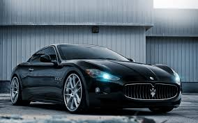 maserati gt black black maserati wallpapers cool black maserati backgrounds 46