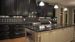 black kitchen design ideas striking black kitchens to make a statement industrial kitchen