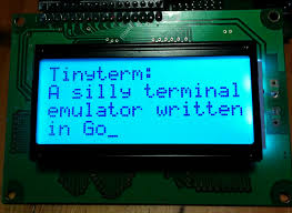 Golang Map Tinyterm A Silly Terminal Emulator Written In Go Dave Cheney