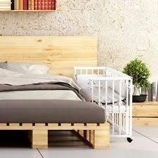 Bed Side Cribs Bedside Cot Ebay