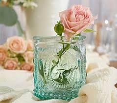 vintage tea light holders candle bridal shower wedding favors kate aspen