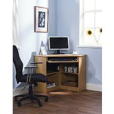 Walmart Furniture Computer Desk Small Computer Desk Walmart On Mainstays Cherry Corner