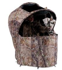 tent chair blind ameristep introduces the new magnum tent chair blind