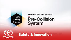 L Home Sense Veu Toyota Safety Sense Pre Collision System Pcs Settings And