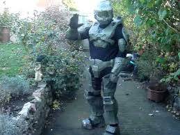 Master Chief Halloween Costumes Halo 3 Master Chief Size Costume