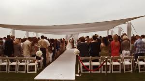wedding ceremony canopy canopy rentals dpc event services