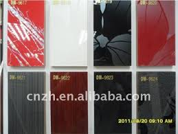 Acrylic Panels Cabinet Doors Kitchen Cabinet Acrylic Board Acrylic Panel Uv Board Uv Sheet