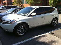 nissan murano white tahoehtp 2006 nissan murano specs photos modification info at