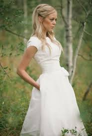 simple and elegant courthouse wedding dress brithday and wedding