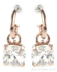 miglio earrings high quality women s miglio show stopper earrings gold tone