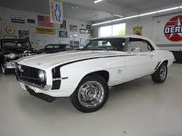 1969 camaro ss convertible for sale 1969 camaro convertible ss 396 350 hp 4spd white on white frame