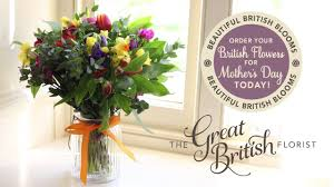 british flowers for mother u0027s day from the great british florist
