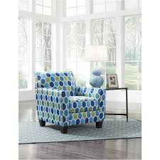 Turquoise Accent Chair 9470421 Furniture Ayanna Nuvella Turquoise Accent Chair