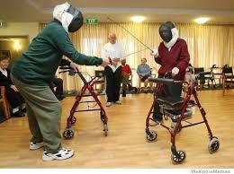 Nursing Home Meme - nursing home fencing weknowmemes