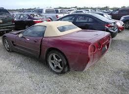 1999 chevrolet corvette convertible 1999 chevrolet corvette at auction 2027632 hemmings motor