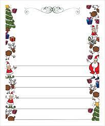 christmas letter templates template billybullock us