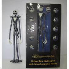 the nightmare before skellington figure 15 skull