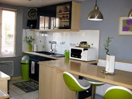 cuisine couleur mur imposing couleur cuisine mur peinture chambre 2017 et meuble de