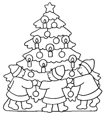 86 best coloring christmas tree images on pinterest christmas